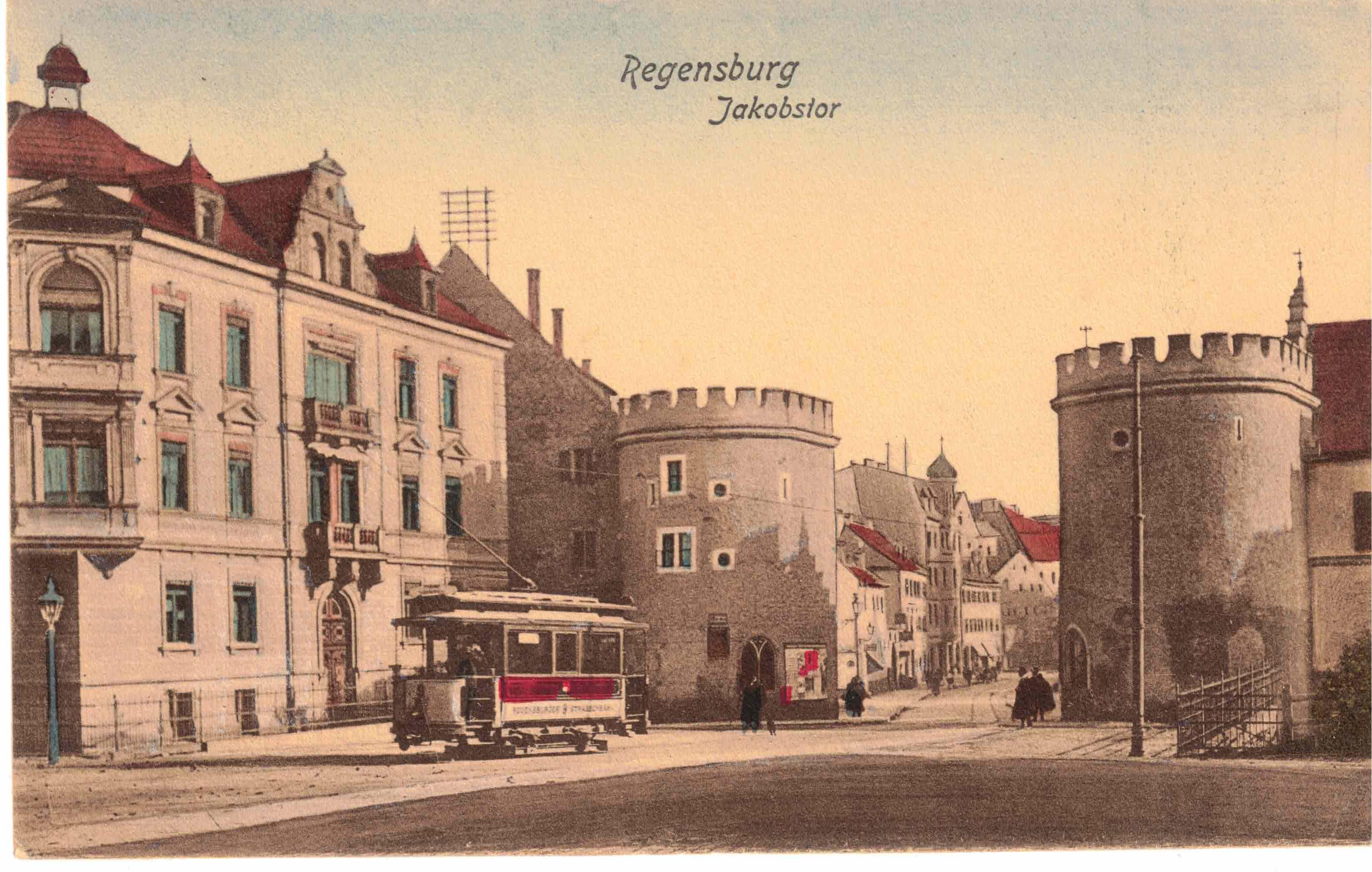 Regensburg Prüfening